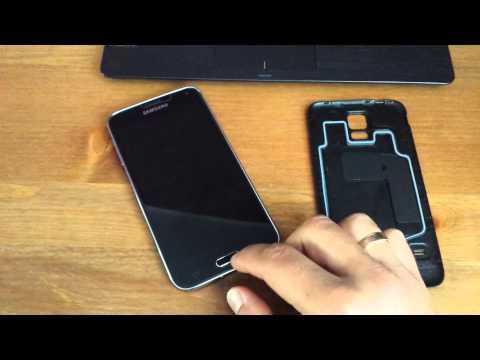 Dzień Po Zalaniu Samsunga Galaxy S5 Ekran Się Nie Uruchamia!