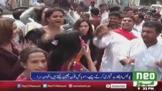 Kahawja Sara Sarko Pe | Khawaja Sara In Pakistan | Neo News
