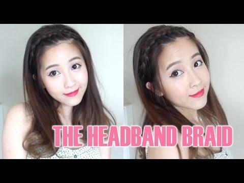 Double Headband Braid