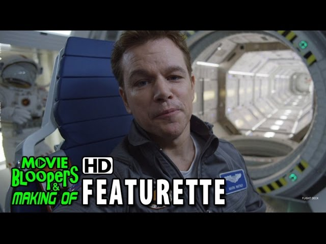 The Martian (2015) Featurette - Farewell