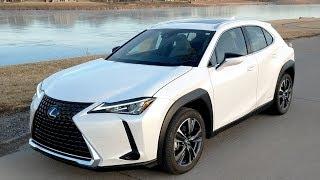 2019 Lexus UX 250h Review | AWD + HYBRID + STYLE
