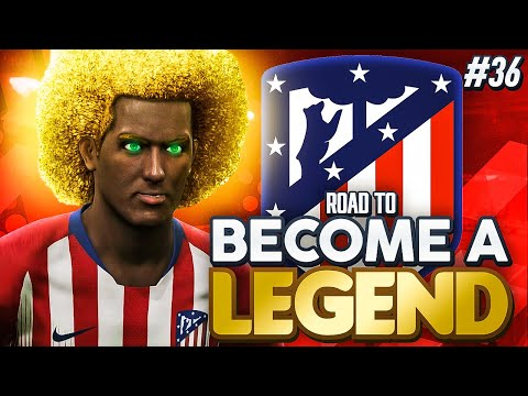 "ROAD TO BECOME A LEGEND! PES 2019 #36 ""THE POWER OF THE AFRO!"""