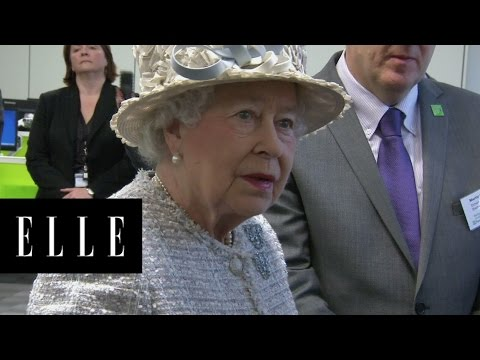 4 Times We Wish The Queen Shut Down Trump    ELLE