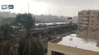 حالة الطقس.. سيول رعدية تضرب القاهرة والمحافظات