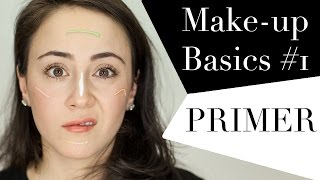 Was ist ein Primer | Foundation Primer | Make-up für Anfänger | Make-up Basics #1