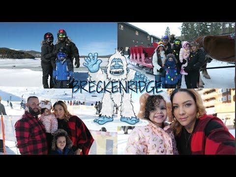#DEWTOUR #COLORADO Breck Vlog Pt. 2 / Snowmobiling, Dewtour &; Sleigh Ride MP3