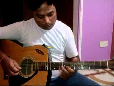 Tumse Milna Intro Part  On Guitar By Raj Sir video