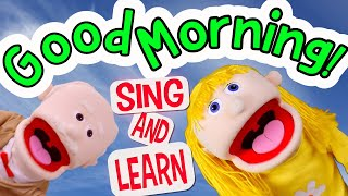 Good Morning Song | Learn English with Songs for Children | Kids' Music | ESL Lesson for Preschooler