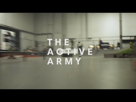 A Night With The Active Army