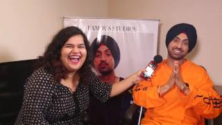 Diljit Dosanjh Interview With Team MissMalini #DoYouKnow