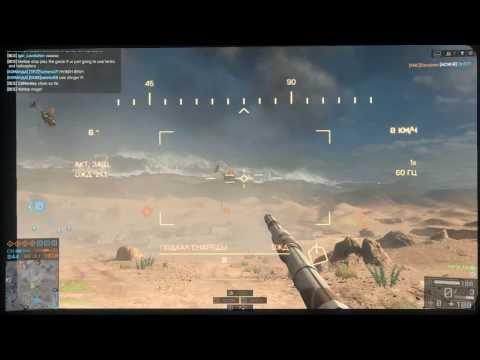 Battlefield 4 Fail Moments. Tank vs Heli (broken hitreg)
