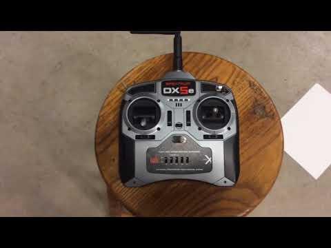 Spektrum DX5E Review