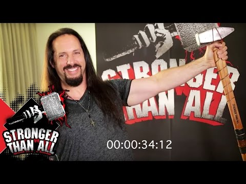 Dream Theater - Stronger Than All [John Petrucci] (Episode #5)