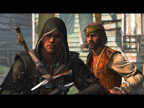 Assassin's Creed IV: Black Flag We Demand a Parlay 100% Memory Synchronization