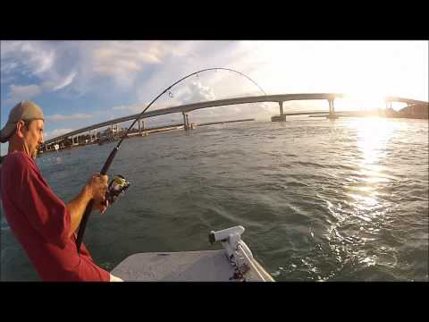 Sebastian Inlet Red fishing!!