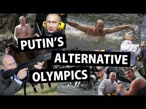 Sochi 2014: Vladimir Putin's alternative olympics