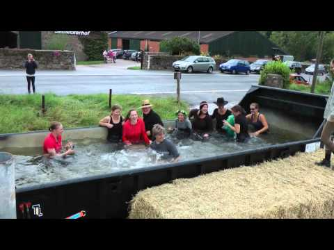Cold Water Challenge 2014 Selbeckerhof