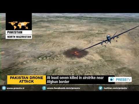At Least Seven People Killed By U.S. Drone Strike In Pakistan
