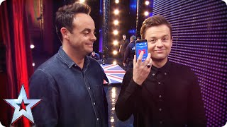 Download the BGT app and get buzzing! | Britain