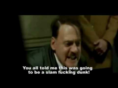 Hitler reacts to DarksydePhil being reinstated (Made by KHII)
