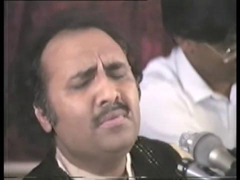 Ghazal - Parvez Mehdi (vocal) - Ustad Tari Khan (tabla) - Kya Zamana Tha video