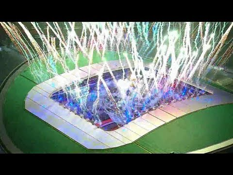 27th Summer Universiade 2013 - Kazan - Opening Ceremony