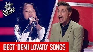 Download Lagu The Voice Kids   BEST DEMI LOVATO songs Gratis STAFABAND
