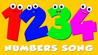 download lagu Numbers Song  The 1234 Song Number Counting Song gratis
