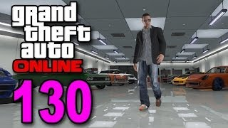 Grand Theft Auto 5 Multiplayer - Part 130 - Jump the Train! (GTA Online Let's Play)