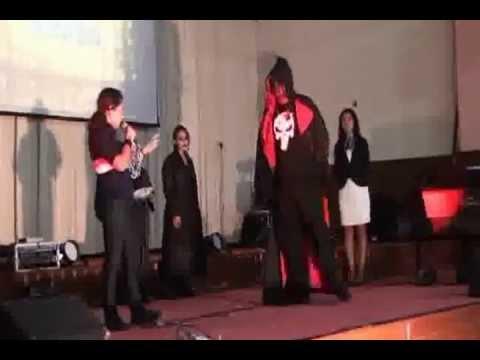 Obras de Teatro para Evangelizar - LA SUBASTA DE UN ALMA