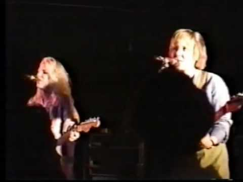 Throwing Muses - Green (live, 1987)