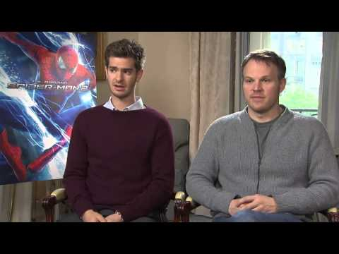 The Amazing Spider-Man 2 // Interview Andrew Garfield & Director Marc Webb