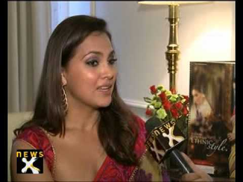 Lara Dutta turns designer - NewsX