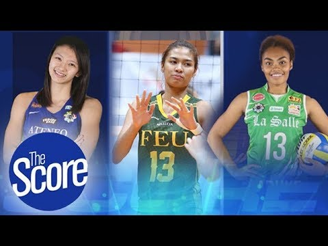The Score: Who are the Best Middle Blockers of UAAP Season 81?