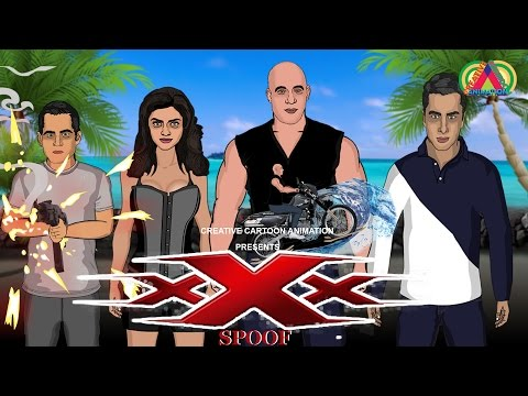 xXx: The Return of Xander Cage || Vin Diesel || Deepika Padukone ||Spoof || CCA thumbnail