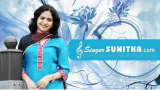 singer sunitha's latest video