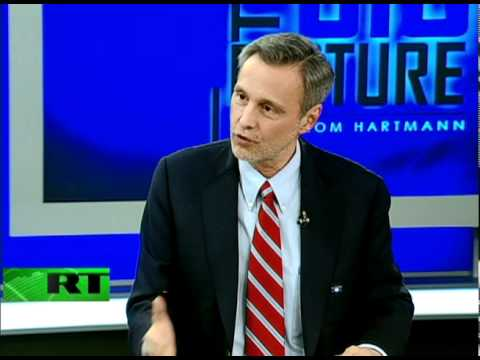 Ralph Nader: Corporate takeover of America. Pt. 1