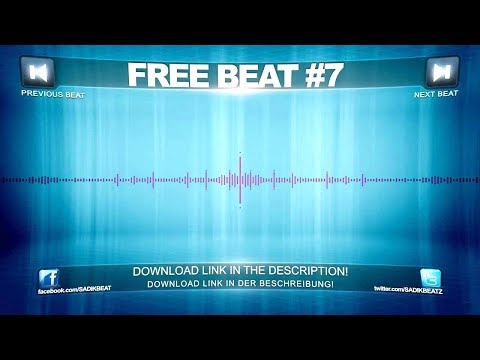 Dope Gangsta Rap Instrumental - [free Beat #7] video