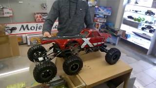 RC auto 1:8 Crawler Spirit XL 1:8 6WD