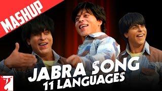 Mashup: Jabra Song | 11 Languages | FAN Anthem | Shah Rukh Khan