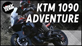 KTM 1090 Adventure Review First Ride | Visordown Motorcycle Reviews