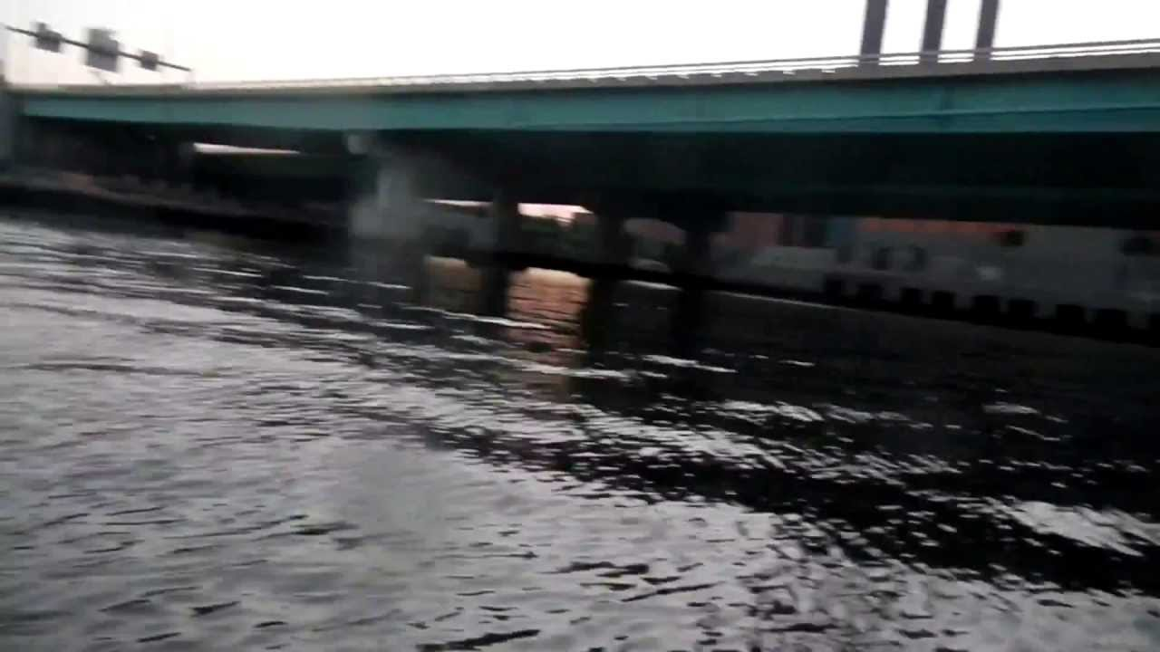 Ri striper fishing from kayak and shore youtube for Striper fishing ri