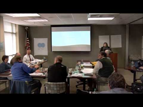 Waxhaw's Board of Commissioners Retreat Day 1 Part 3