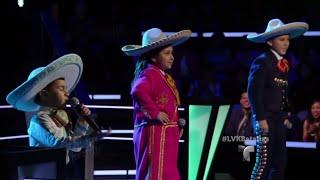 Download Lagu 'Tantita Pena' interpretada por Jossue, Isaac y Jolette  | Batallas | La Voz Kids 2016 Gratis STAFABAND