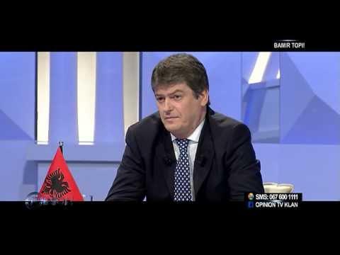 Opinion - Bamir Topi (17 qershor 2013)