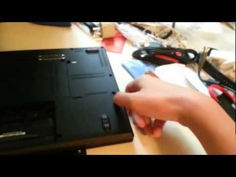 ThinkPad T430s 換SSD教學
