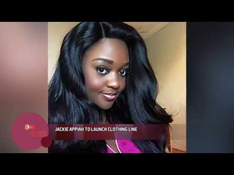 JACKIE APPIAH TO LAUNCH CLOTHING LINE - EL NOW News