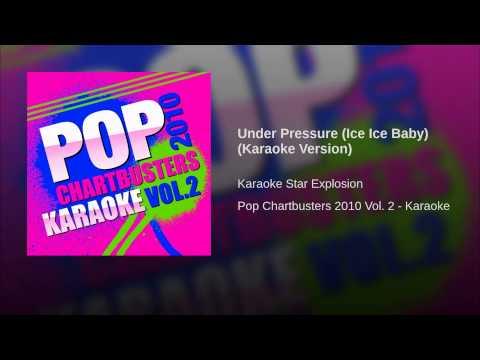 Under Pressure (ice Ice Baby) (karaoke Version) video