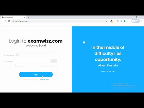 General Tips, Advice, Sample Papers, Last Year Papers, Notes, How to use, Examwizz