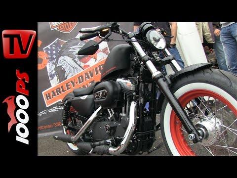 Harley-Davidson Linz Interview - EBW 2014
